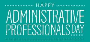 administrative professional day